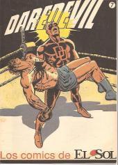 Comics de El Sol (Los) -7- Daredevil
