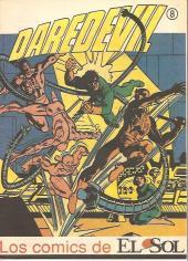 Comics de El Sol (Los) -8- Daredevil