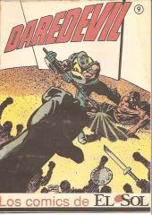 Comics de El Sol (Los) -9- Daredevil