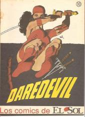 Comics de El Sol (Los) -10- Daredevil