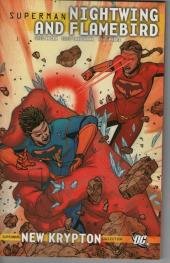 Superman: New Krypton (2009) -INT- Nightwing and Flamebird vol 2