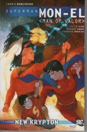 Superman: New Krypton (2009) -INT- Mon-El: man of valor