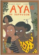 Aya de Yopougon -6FL- Volume 6