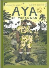 Aya de Yopougon -5FL- Volume 5