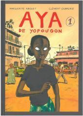 Aya de Yopougon -1FL- Volume 1