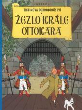 Tintin (en langues étrangères) -8Tchèque- Žezlo krále Ottokara