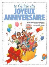 Le guide -14c11- Le guide du joyeux anniversaire