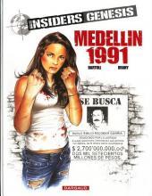 Insiders Genesis -1- Medellin 1991