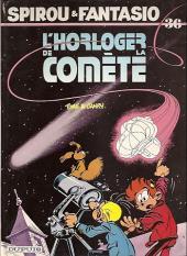 Spirou et Fantasio -36b91- L'horloger de la comète