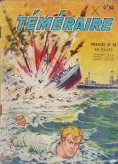 Téméraire (1re série) -54- La D.C.A. de Tobrouk