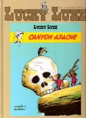 Lucky Luke - La collection (Hachette) -8- Canyon apache