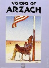 Arzach (en anglais) -HS- Visions of arzach