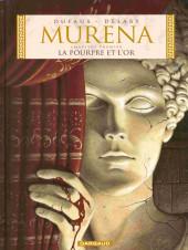 Murena -1a06- La pourpre et l'or