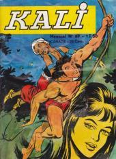 Kali -69- L'île de la détresse