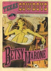 Texas Cowboys -2MR3835- Betsy Marone