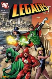 DC Legacies -2- Après la crise
