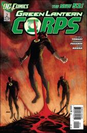 Green Lantern Corps (2011) -2- Willful