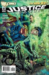 Justice League (2011) -2- Justice League part 2