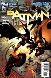 Batman (2011) -2- Trust fall