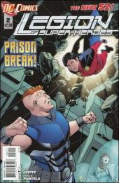 Legion of Super-Heroes (2011) -2- Hostile world