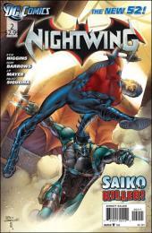 Nightwing (2011) -2- Haly's wish