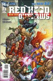 Red Hood and the Outlaws (2011) -2- Shot through the heart... and who's to blame?