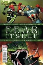 Fear Itself (2011) -7- Thor's day