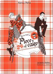 Le chat du kimono -3- It is not a Piece of cake