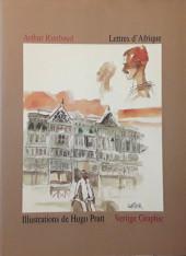(AUT) Pratt, Hugo -a- Lettres d'Afrique