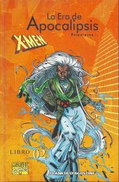 X-Men: la era de Apocalipsis -2- Principios...