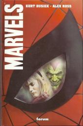Héroes Marvel: Tomos Únicos - Marvels