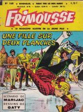 Frimousse -168- Une fille sur deux planches