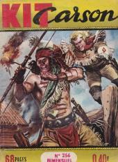 Kit Carson -256- La patrouille perdue