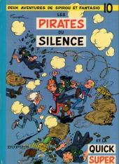 Spirou et Fantasio -10c72- Les pirates du silence