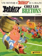 Astérix -8c1981- Astérix chez les Bretons