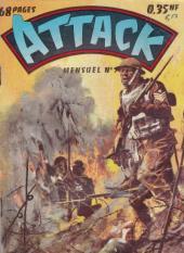 Attack (1re série) -5- Pour l'honneur de la Marine