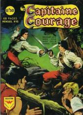 Capitaine Courage -15- Les Xitans contre les Xitans