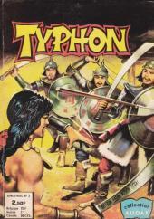 Typhon -2- Le secret du trésor perdu