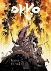 Okko Tome 7 Le cycle du feu. Edition 25 ans - Hub,Emmanuel Michalak