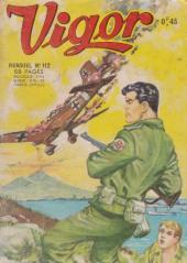 Vigor -112- Les disparus de Pompei