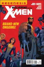 Wolverine and the X-Men Vol.1 (Marvel comics - 2011) -1- Welcome to the X-Men ! Now die!