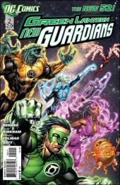 Green Lantern: New Guardians (DC Comics - 2011) -2- New guardians part 2