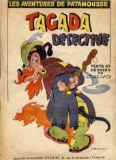 Patamousse -2- Tagada détective