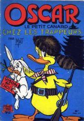 Oscar le petit canard (Les aventures d') -15- Oscar chez les trappeurs