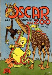 Oscar le petit canard (Les aventures d') -13- Oscar au zoo
