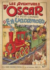 Oscar le petit canard (Les aventures d') -6- Oscar en vacances