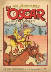 Oscar le petit canard (Les aventures d') -5- Oscar au Far-West