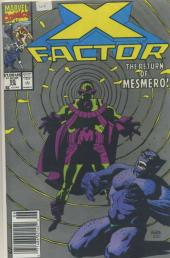 X-Factor (Marvel comics - 1986) -55- Desperately seeking Vera