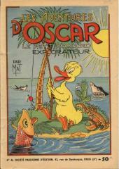 Oscar le petit canard (Les aventures d') -4- Oscar explorateur