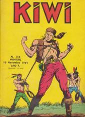 Kiwi -115- Les hôtes mystérieux